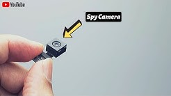 Top 10 Amazing Hidden Spy Cameras | Available on Amazon | 2020