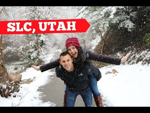 TRAVEL VLOG: SALT LAKE CITY, UTAH DAY 1