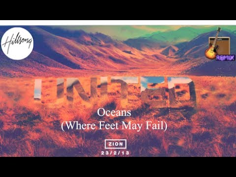 GarageBand Cover #17 | Oceans Where Feet May Fail - Hillsong