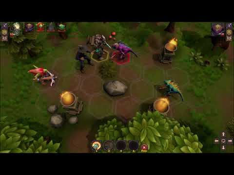 Guards of the Gate Gameplay