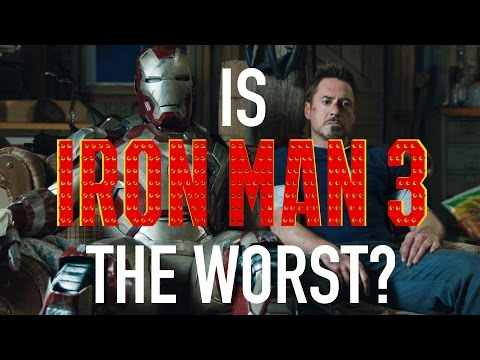 Is Iron Man 3 the Worst of the MCU? Mp3