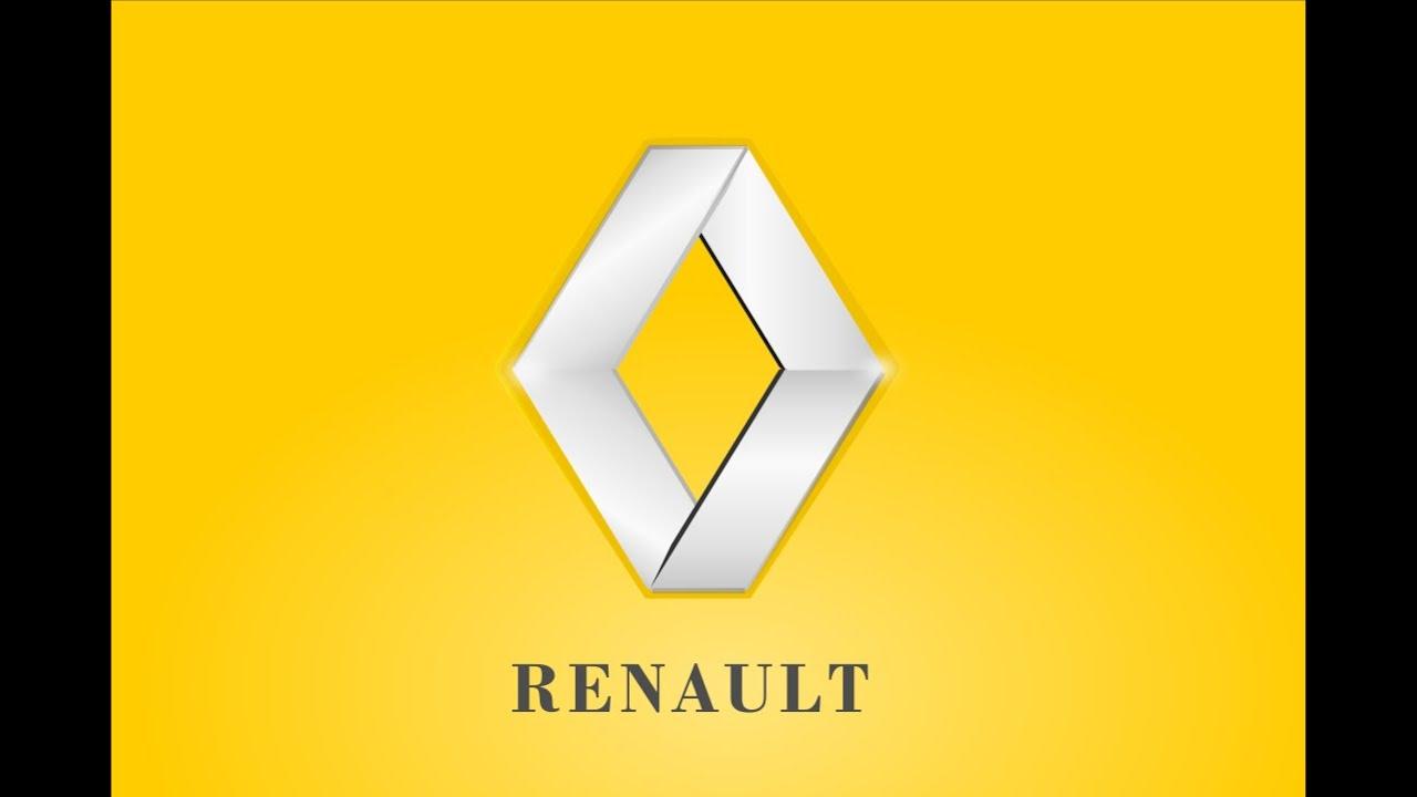 renault logo design coreldraw youtube