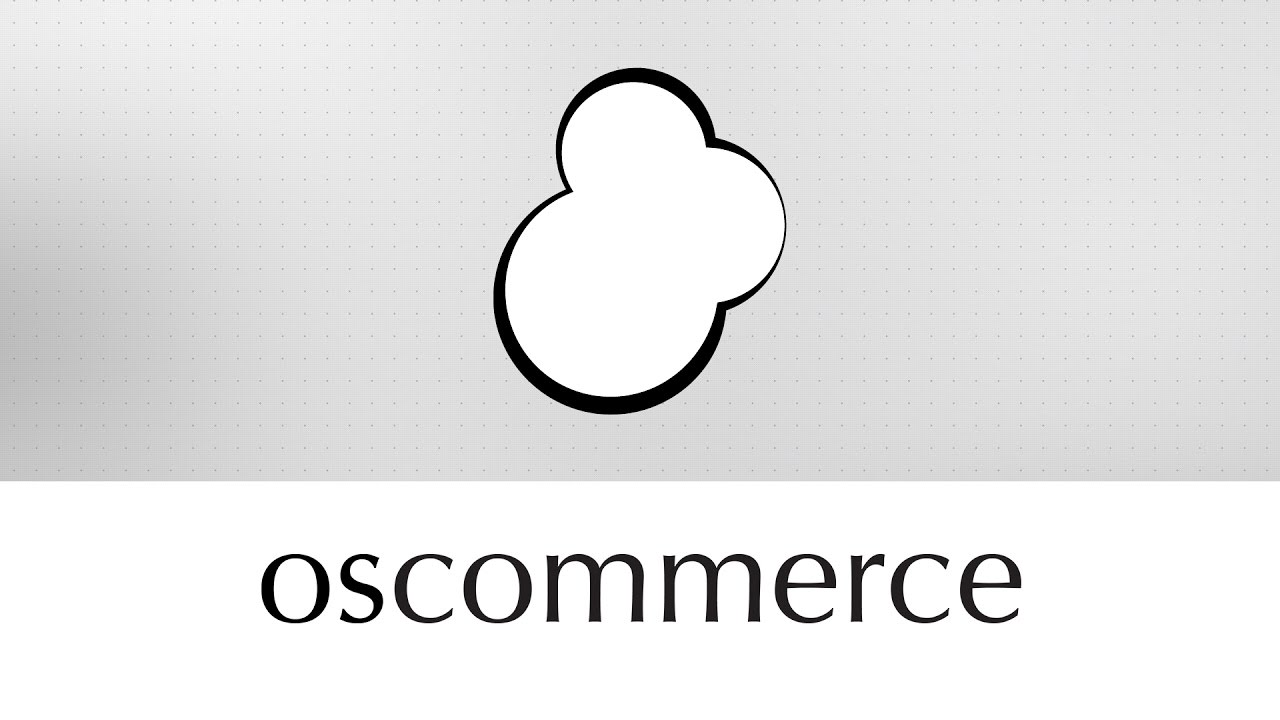 How to migrate from oscommerce to virtuemart [video].