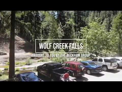 Wolf Creek Falls Trail - Glide OR