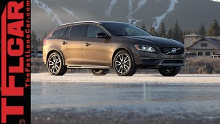2015 Volvo V60 Cross Country Tech: Almost Everything You Ever Wanted to Know