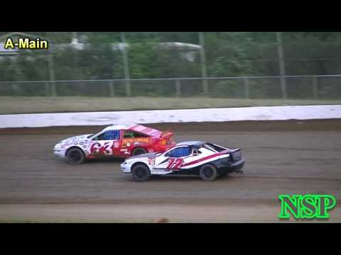 July 16, 2016 Outlaw Tuners A-Main Grays Harbor Raceway