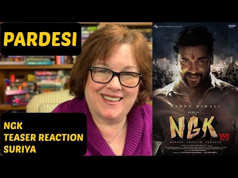 NGK Teaser Reaction | Suriya | Sai Pallavi