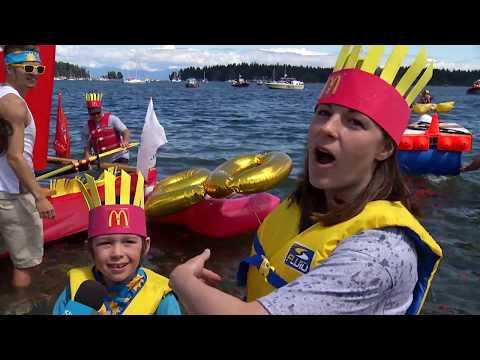 2017 Nanaimo Child Development Centre - Silly Boat Regatta