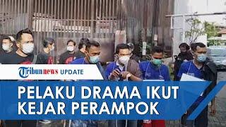 Susanto Lakukan Drama Mengejar Perampok Bos SPBU Semarang, Ternyata Malah Otak Aksi Perampokan
