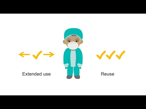 COVID-19 Update 15: Can We Disinfect And Reuse N95 Masks?