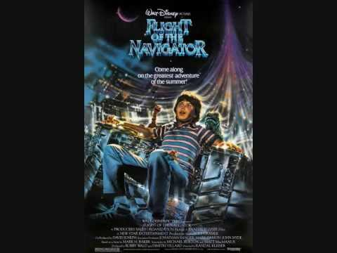 Flight of the Navigator - Suite (Alan Silvestri)