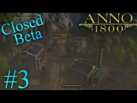 Anno 1800 Closed Beta #3 🌍 Totale UMWELTBELASTUNG 🌍 Let's show