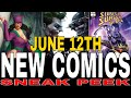 NEW COMIC BOOKS RELEASING JUNE 12th 2019 MARVEL AND DC COMICS COMING OUT THIS WEEK - WEEKLY PICKS