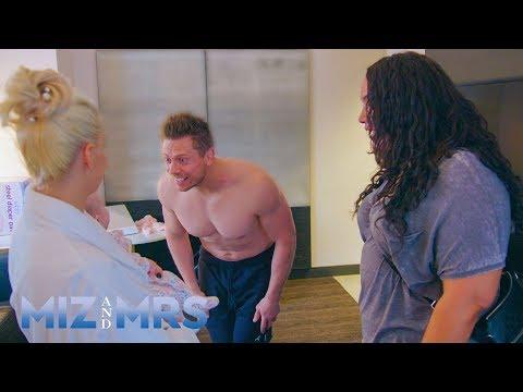 Nia Jax meets Monroe for the first time: Miz & Mrs Bonus Clip, April 2, 2019