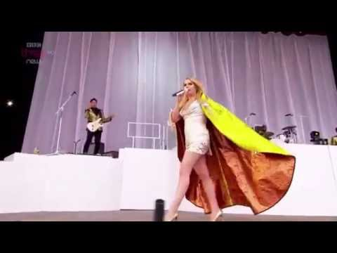 Paloma Faith - Stone Cold Sober at T in the Park 2015