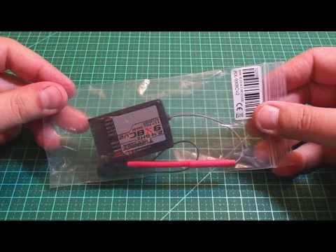 Turnigy 9x - Como fazer o bind com o receptor