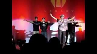 YTF legacy- Nice Guys, Toronto 10/5/12
