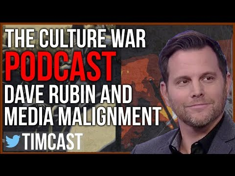 """Dave Rubin Talks about Begin Called """"Far-Right"""" and views on the Far-Left"""