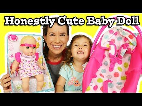Honestly Cute Baby Doll