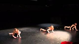 Про Движение 2016. Yulla Dance Company - Огонь в сердцах