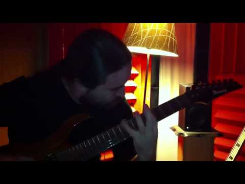 "Edenshade - ""Stendhal Got That Close"" recording sessions pt. 3 - Guitars"