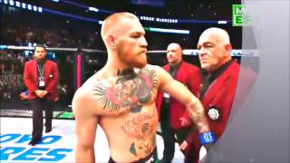 The Conor McGregor Walk