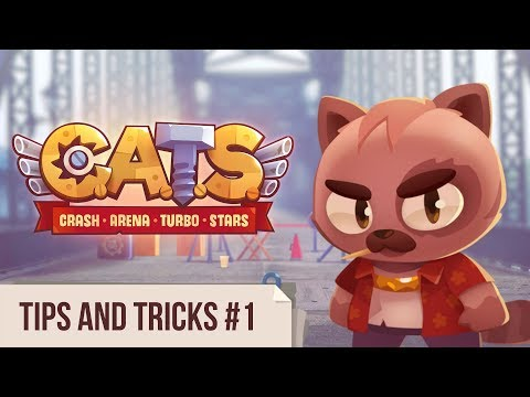 C.A.T.S. — Tips & Tricks #1