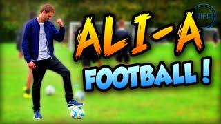 'Ali-A PLAYS... FOOTBALL!' - Vlog w/ Ali-A