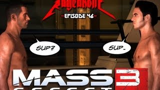 Mass Effect 3: Mass Disappointment - The Rageaholic