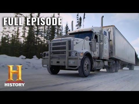 Ice Road Truckers: Full Episode - Of Ice and Men (Season 11, Episode 7) | History