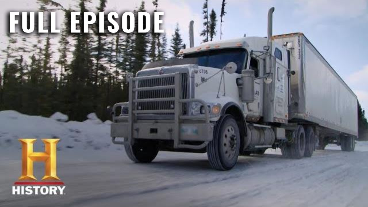 watch ice road truckers online for free