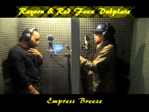 RAYVON & RED FOX dubplate {Empress Breeze} @ Dainjamentalz u$a 4