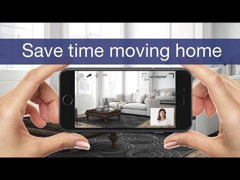 Save time moving home: Pickfords video surveys