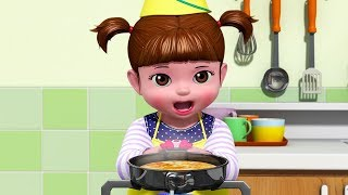 Kongsuni and Friends | Pancakes and Parties | Kids Cartoon | Toy Play | Kids Movies