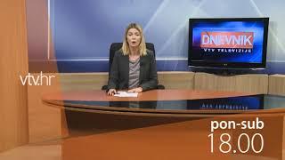VTV Dnevnik najava 28. lipnja 2019.