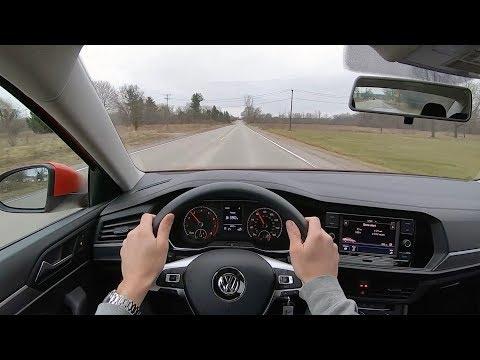2019 Volkswagen Jetta 1.4T S (6MT) - POV Review