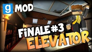 The Final Floor!!! - Gmod Elevator #3 Finale W/ Edge, Lizzie And Yammy