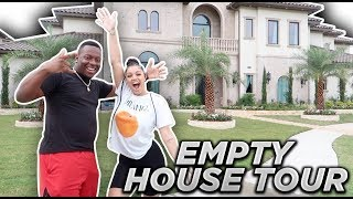 WE FINALLY BOUGHT OUR DREAM HOME 😍🏡 **EMPTY HOUSE TOUR**