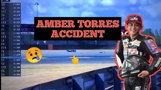 Amber Torres Accident (1:40)