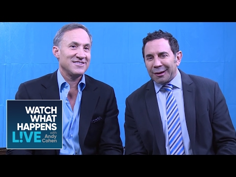 The Best Friend Tag: Terry Dubrow and Paul Nassif from Botched | WWHL