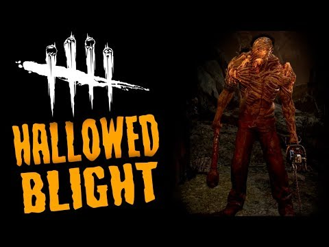MI PRIMERA SKIN! EVENTO DE HALLOWEEN THE HALLOWED BLIGHT! - DEAD BY DAYLIGHT GAMEPLAY ESPAÑOL