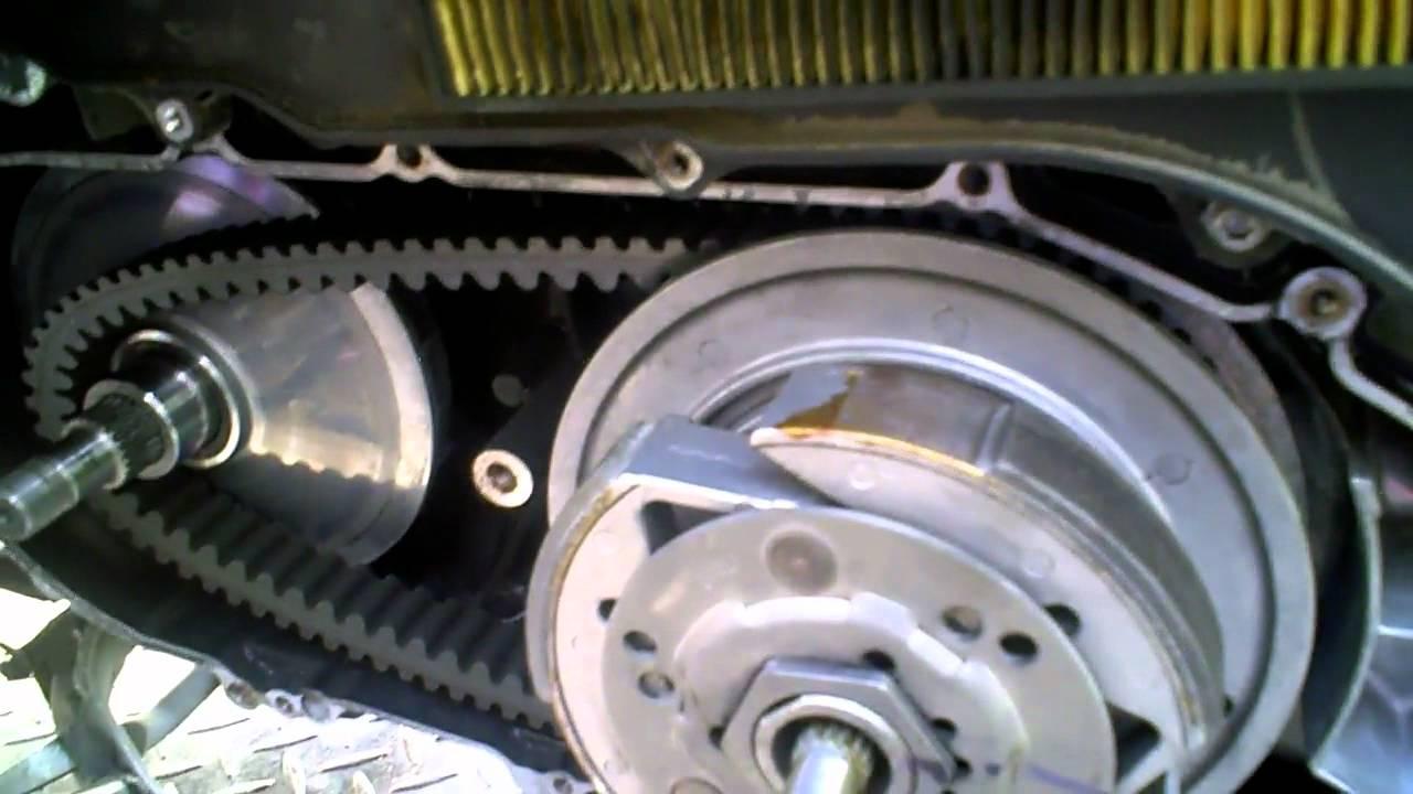 Yamaha Cvt Transmission Problems