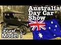 Australia Day Car Show - Ford Model T