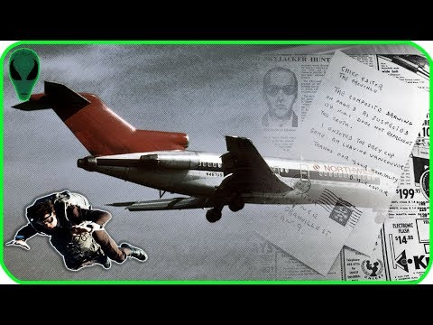 Hijacked: a D.B. Cooper Documentary (NEW EVIDENCE 2018)