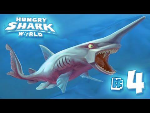 thresher shark hungry shark world part 6 iphone