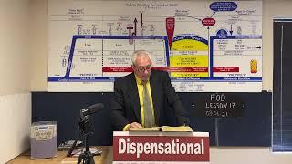 Fundamentals of Dispensationalism Lesson 17