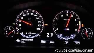 2015 bmw x6 m 575 hp 0 100 km h 0 100 mph 0 200 km h acceleration gps