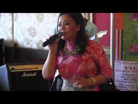 MC VIET THAO- CBL (484)- TIỆC CHAY GÂY QUỸ CHÙA VẠN HẠNH ở SEATTLE WASHINGTON- October 22, 2016.