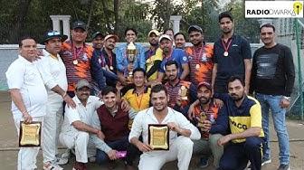 Sanjeev XI from Tis Hazari Court wins Dwarka Court Cricket Tournament