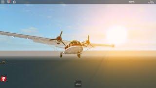Northern Aviation Flight 82   Roblox Flight #1